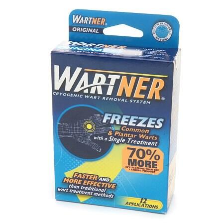 Wartner Cryogenic Wart Removal System Original | Walgreens