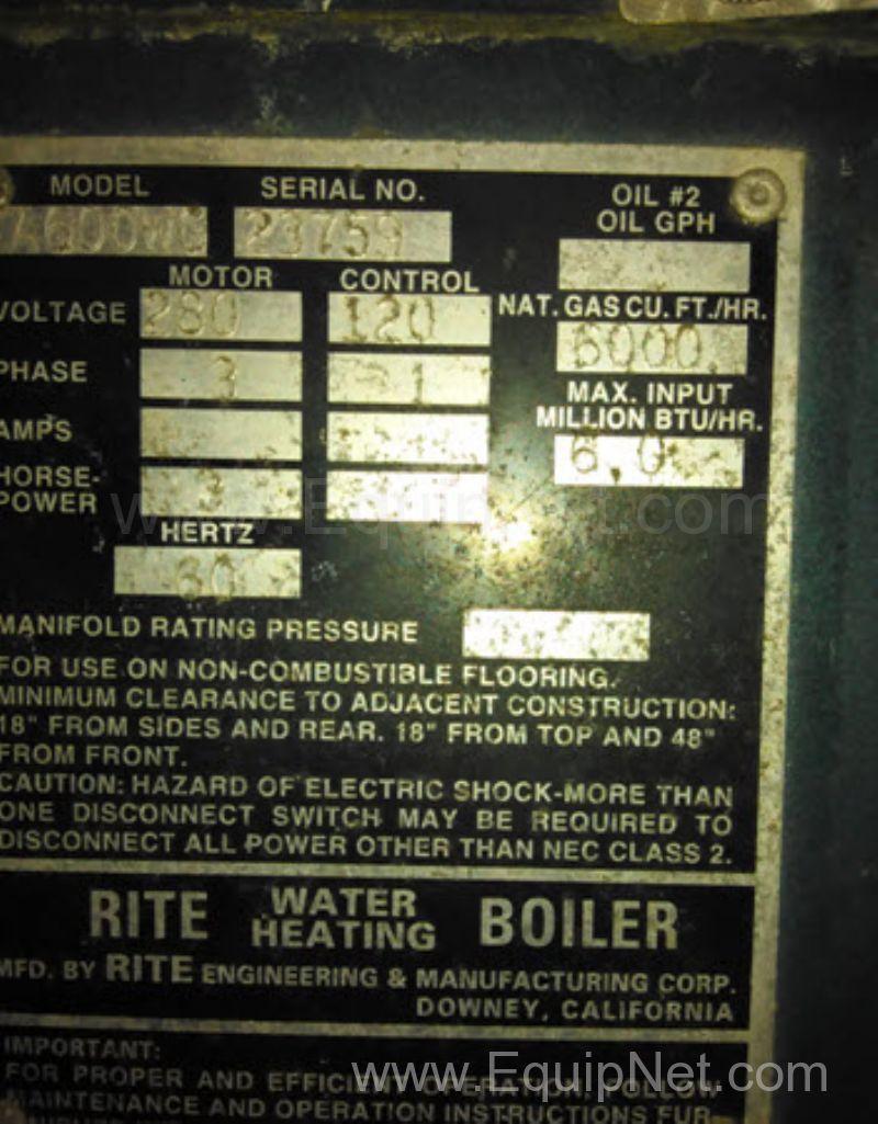 Rite Boiler Wiring Diagram