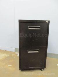 HON 2 Drawer Under Counter Filing Cabinet Listing #504731