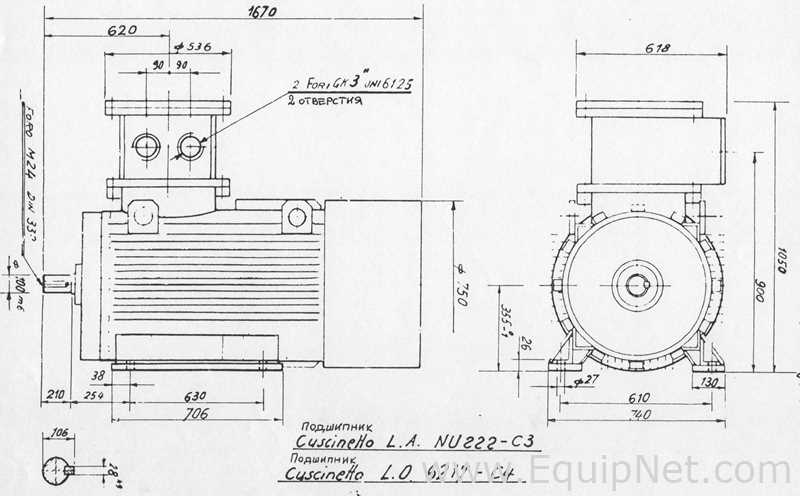 Motor Marelli Motori D4C355 Listing #770728
