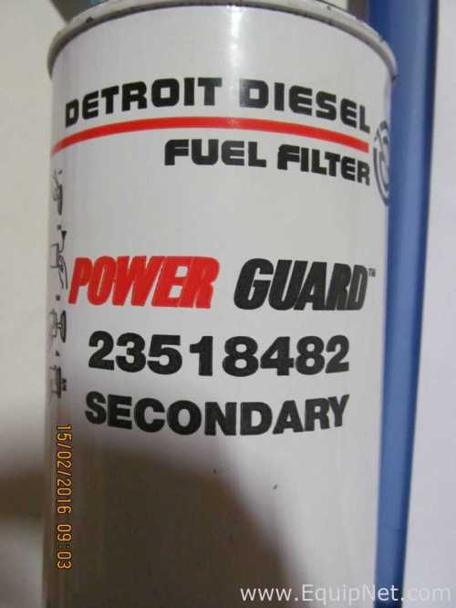 small resolution of unused detroit diesel fuel filter