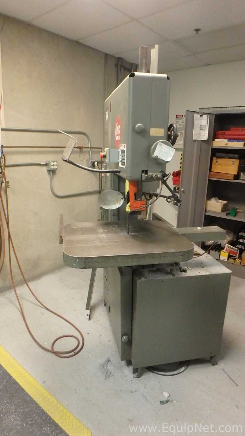 Grob Band Saw For Sale