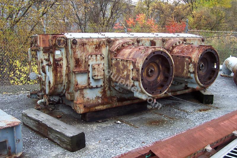 Cooper Bessemer Compressor