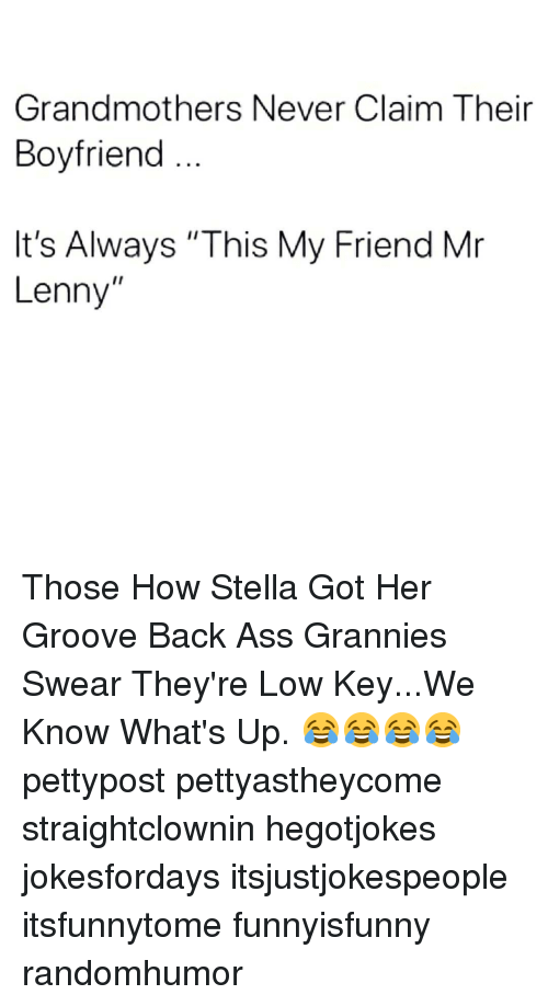 Stella Got Her Groove Back Meme : stella, groove, 🇲🇽, Memes, About, Stella, Groove