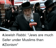 Image result for jews against zionism meme