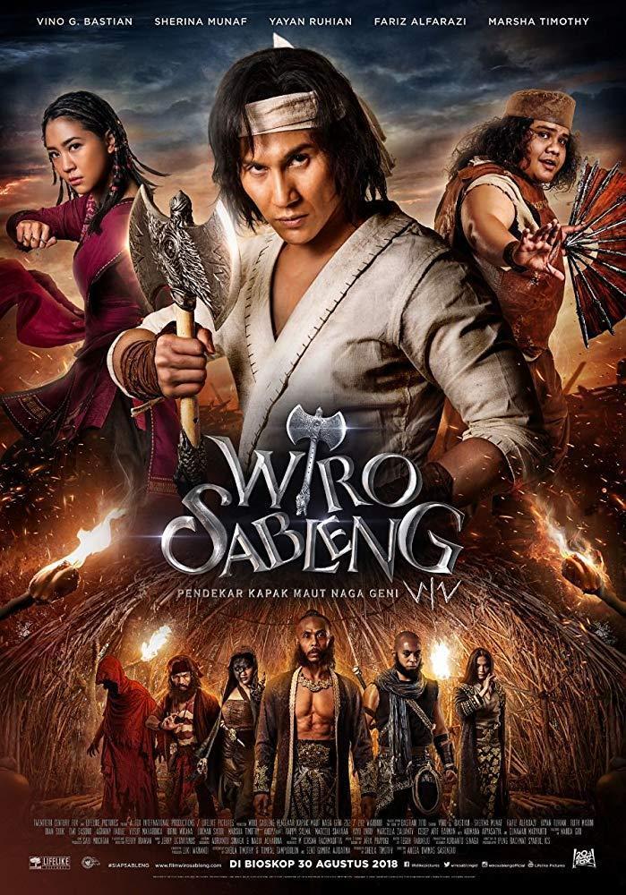 Film Wiro Sableng 2018 Full Movie : sableng, movie, Warrior, (2018), Filmaffinity