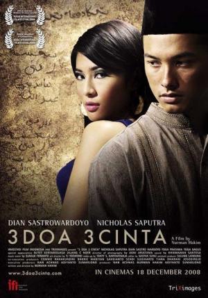 3 Doa 3 Cinta : cinta, Cinta, (2008), Filmaffinity