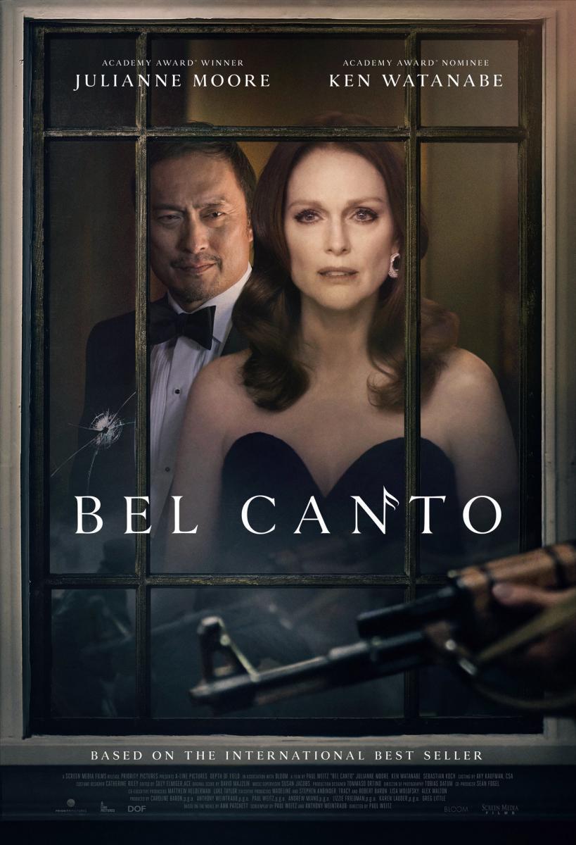 Bel Canto (film) : canto, (film), Canto, (2018), Filmaffinity