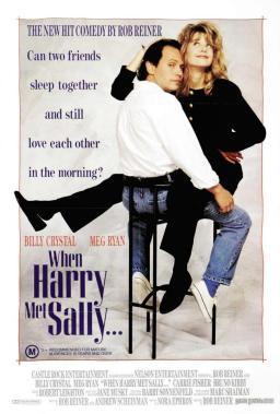 """Resultado de imagen de cuando harry encontró a sally"""""""