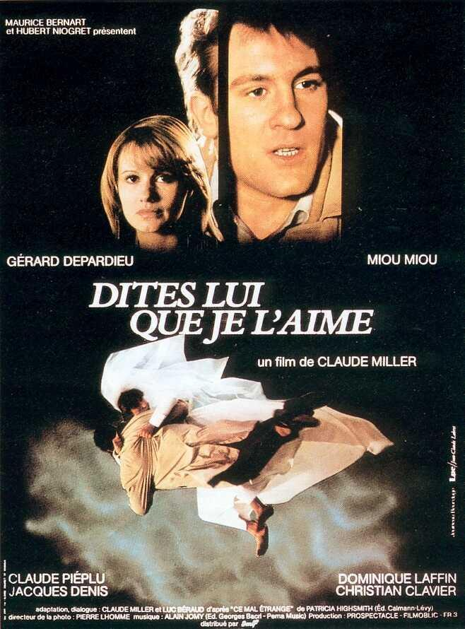 Dites Lui Que Je L Aime : dites, Dites-lui, L'aime, (1977), Filmaffinity