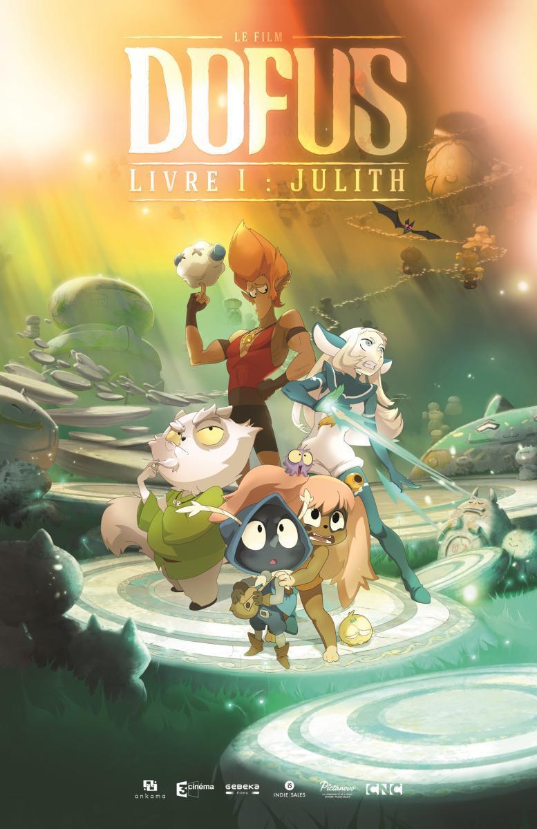 Dofus - Livre 1: Julith (2015) - Dofus - Livre 1: Julith