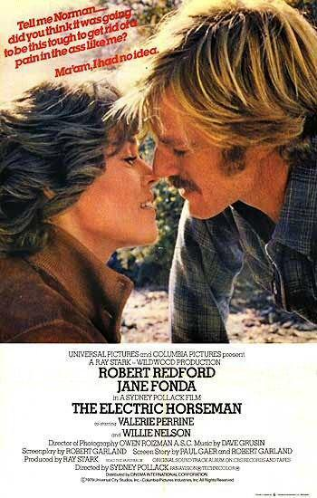 Redford Horseman And Robert Jane Electric Fonda