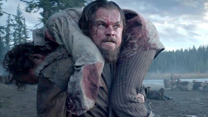 Leonardo di Caprio en The Revenant