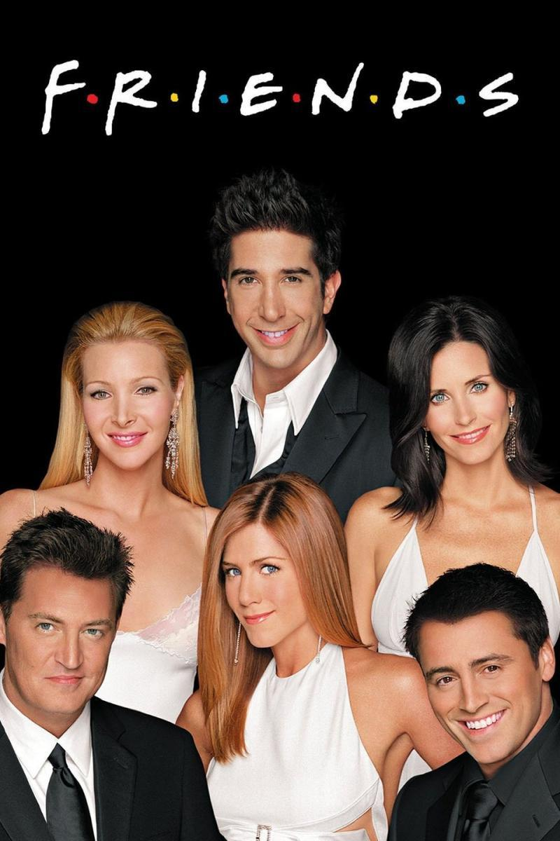 friends tv series 1994