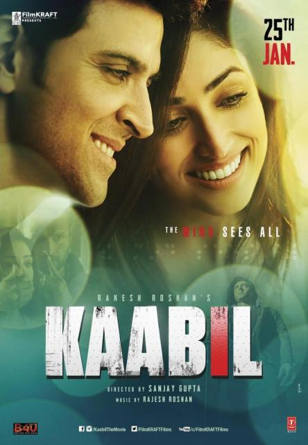 Kaabil - best Bollywood movies on YouTube to watch free