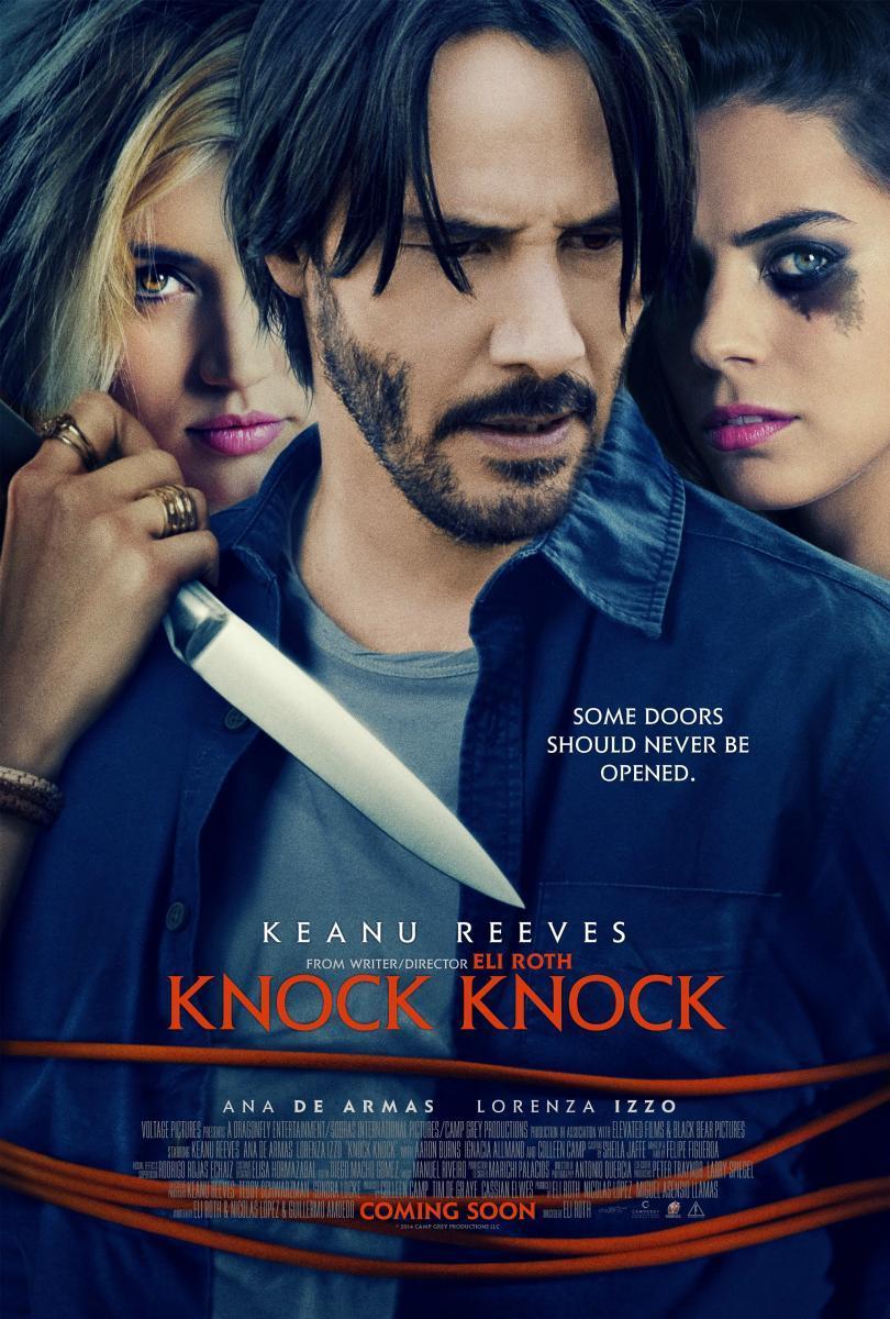 Sinopsis Knock Knock : sinopsis, knock, Knock, (2015), Filmaffinity
