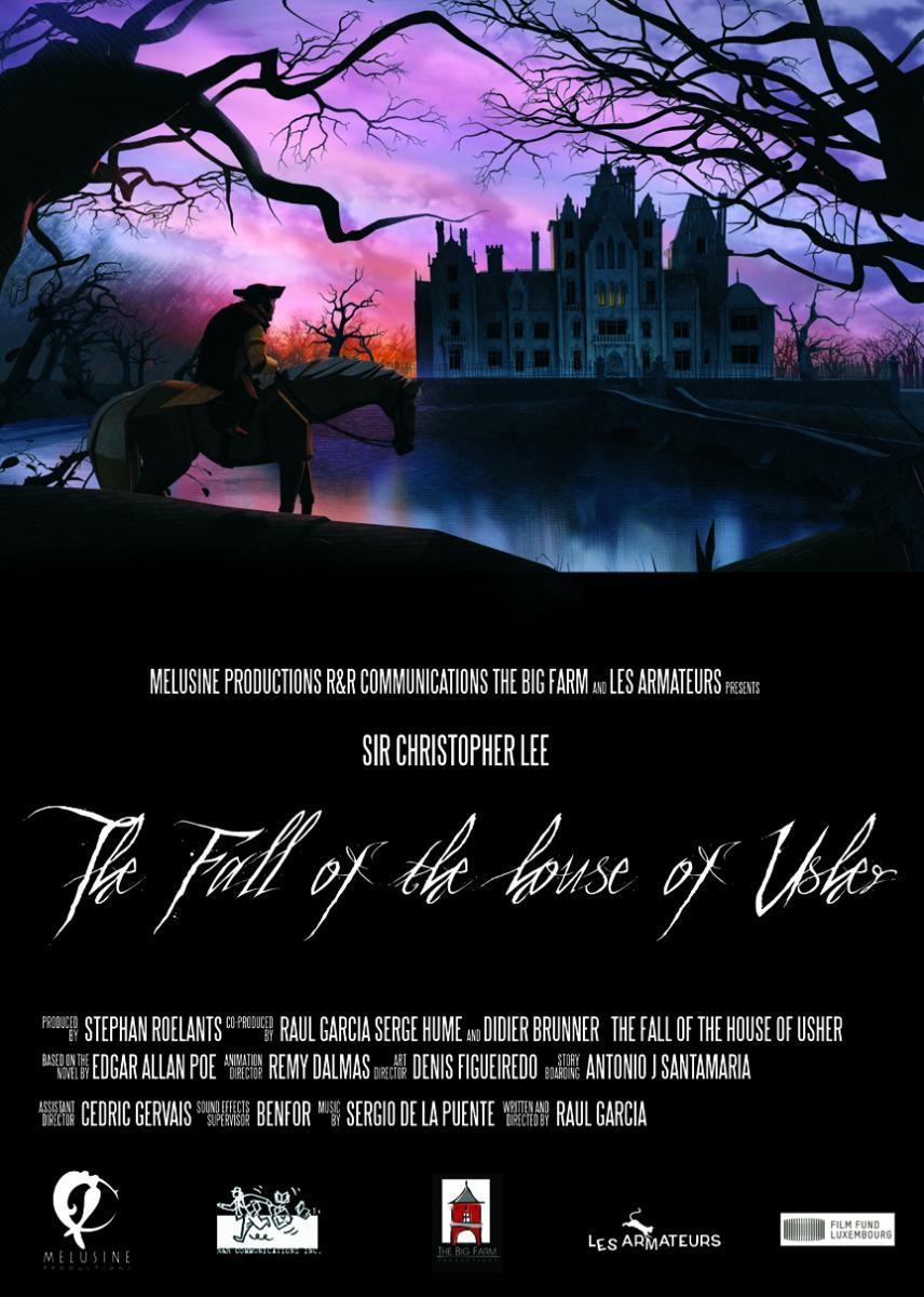 La cada de la casa Usher 2012  FilmAffinity
