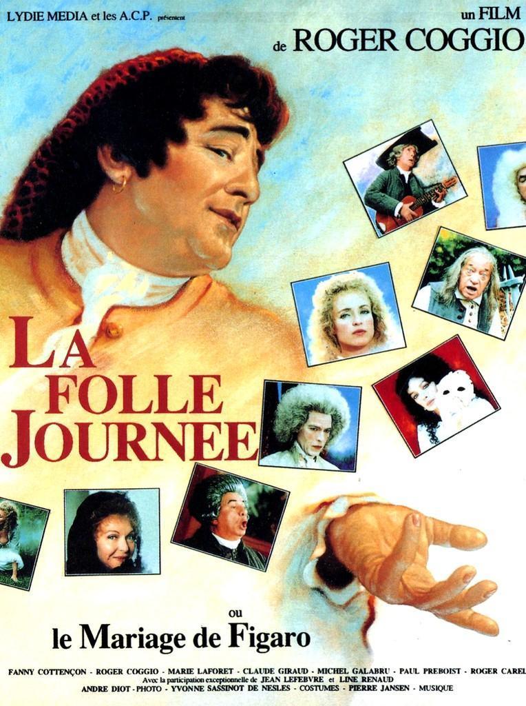 La Folle Journée Ou Le Mariage De Figaro : folle, journée, mariage, figaro, Folle, Journée, Mariage, Figaro, (1989), Filmaffinity