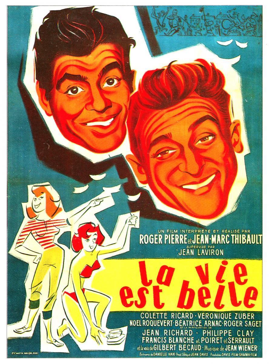La Vie Est Belle Musique Film : belle, musique, Belle, (1956), Filmaffinity