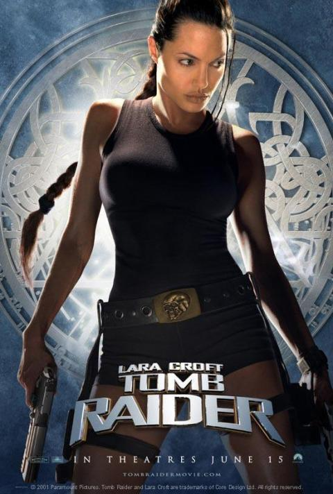 Lara Croft: Tomb Raider (2001) Dual Audio {Hindi-English} 480p   720p   1080p