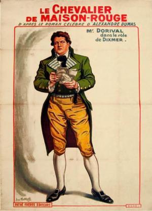 Le Chevalier De Maison-rouge : chevalier, maison-rouge, Chevalier, Maison-Rouge, (1914), Filmaffinity
