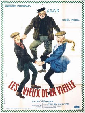 Les Vieux De La Vieille : vieux, vieille, Vieux, Vieille, (1960), Filmaffinity