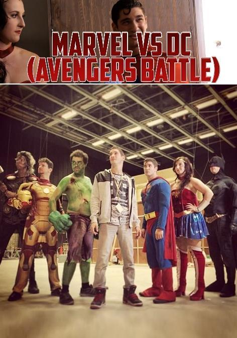 marvel vs dc avengers battle s