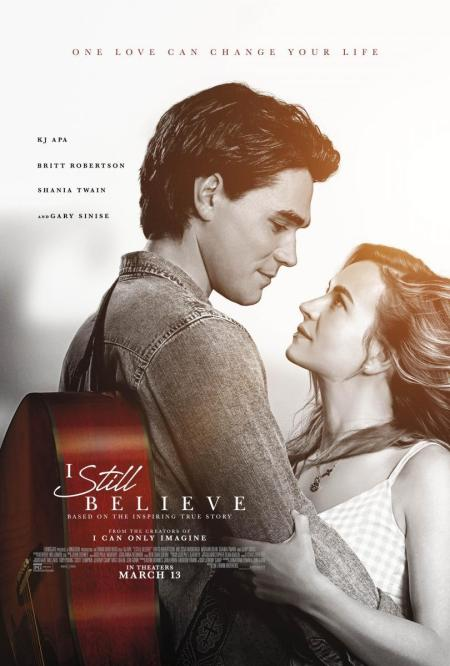 Rusty Wright on The 'I Still Believe' Movie: True Love, Rough Roads
