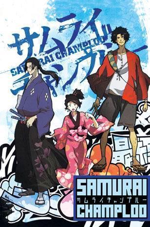 samurai champloo tv series