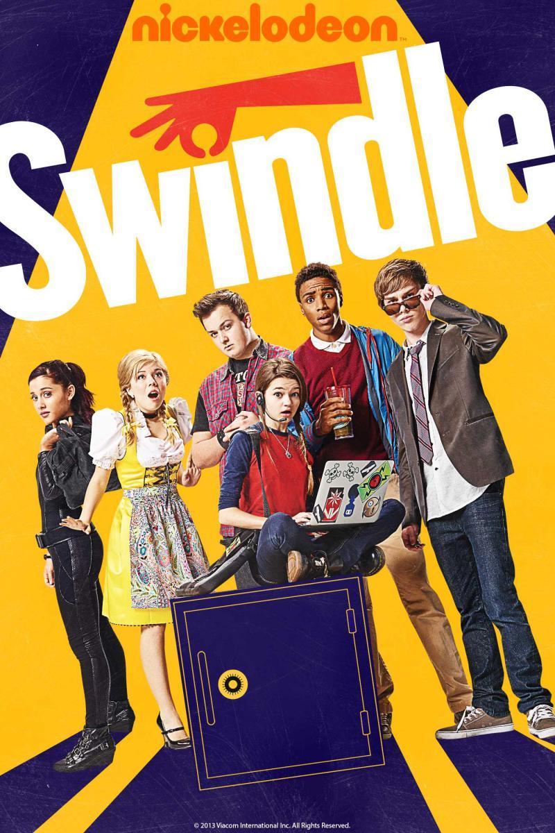 Swindle 2013 : swindle, Swindle, (2013), Filmaffinity