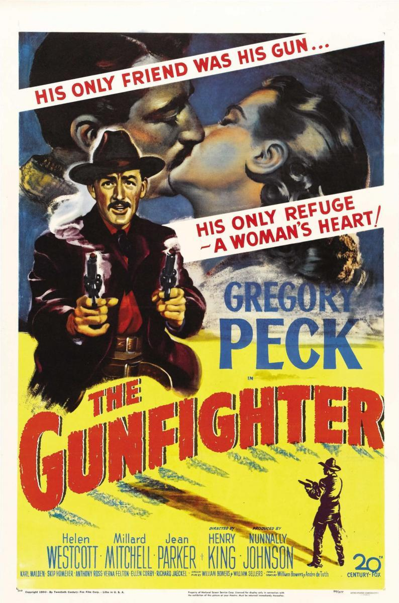 The Gunfighter 1950  FilmAffinity