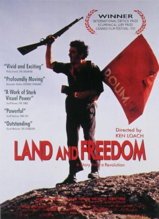 Tierra y libertad (1995) - Filmaffinity