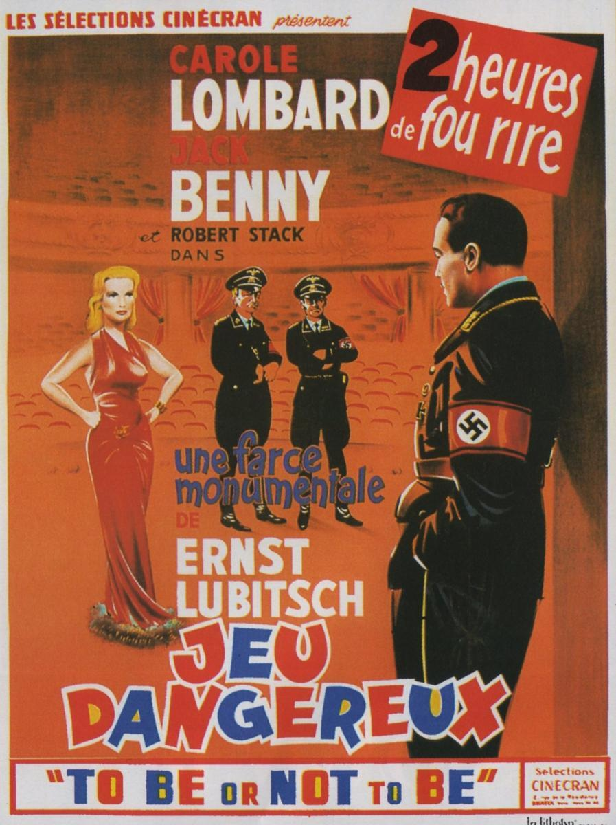To Be Or Not To Be Lubitsch : lubitsch, (1942), Filmaffinity