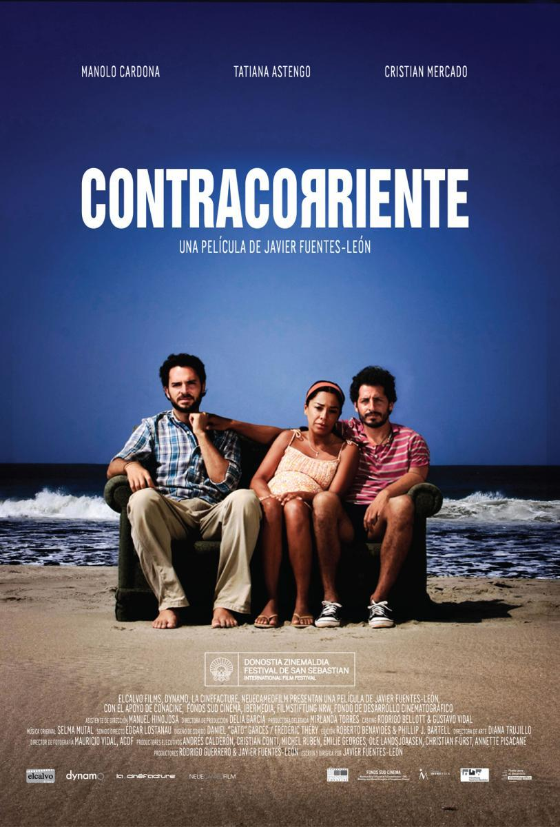 film poster for undertow contracorriente
