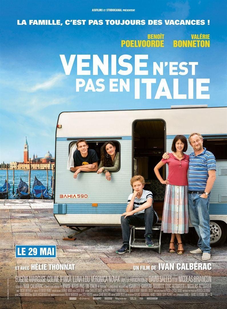 Venise N Est Pas En Italie : venise, italie, Venise, N'est, Italie, (2019), Filmaffinity