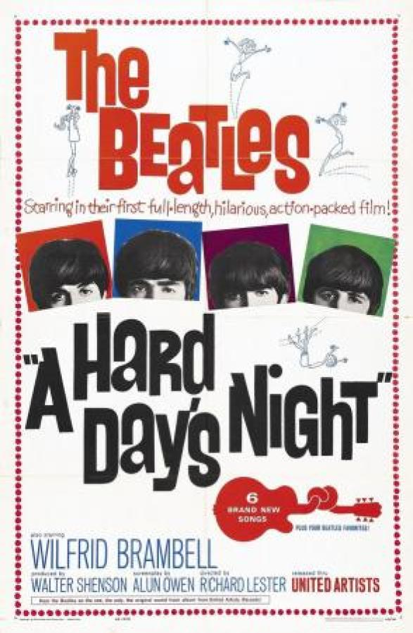 The Beatles: A Hard Day´s Night