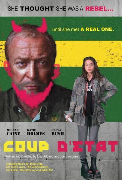 Coup D'etat (2017) - FilmAffinity