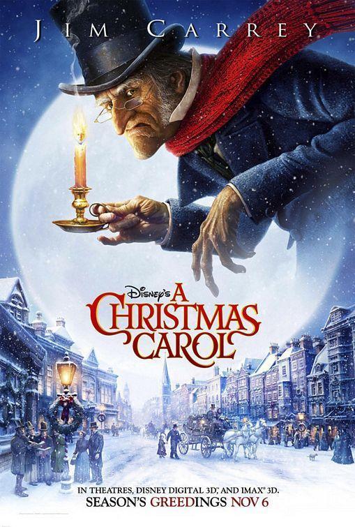 Los fantasmas de Scrooge [2009][Latino][1080p][MEGA]