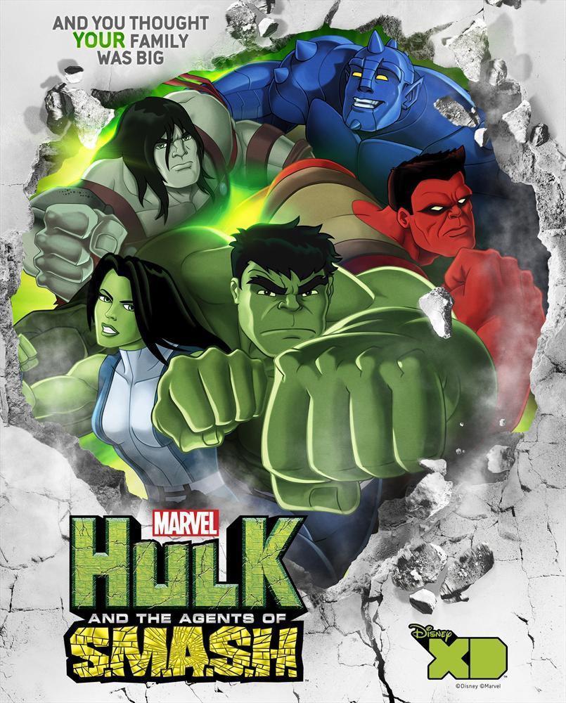 Hulk 2013 Tv Cast Series