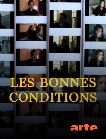 Les Bonnes Conditions Arte : bonnes, conditions, Image, Gallery, Bonnes, Conditions, (2018)
