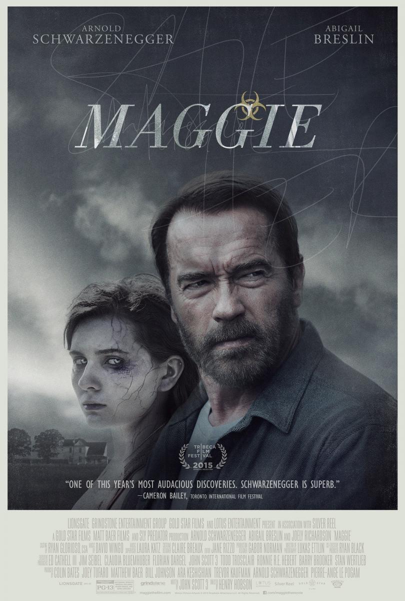 Maggie [2015][Latino][1080p][MEGA]