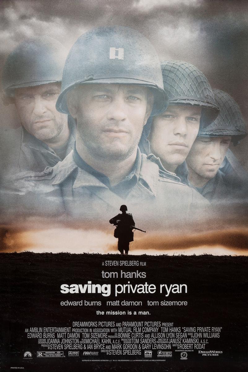 Resultado de imagen para Rescatando Al Soldado Ryan (1998)
