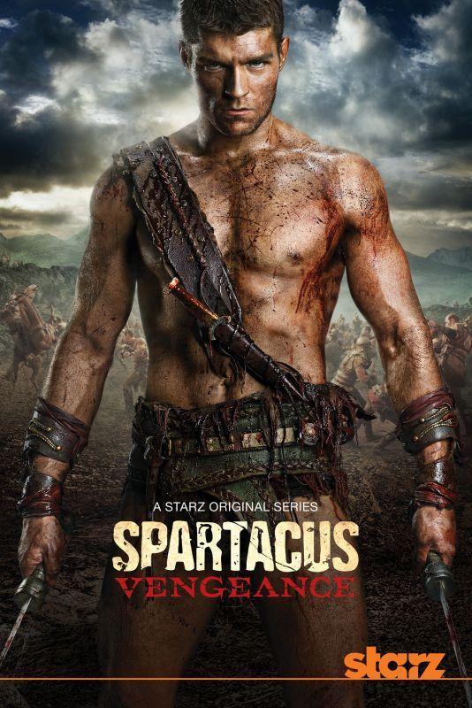 Spartacus Vengeance TV Series 2012  FilmAffinity