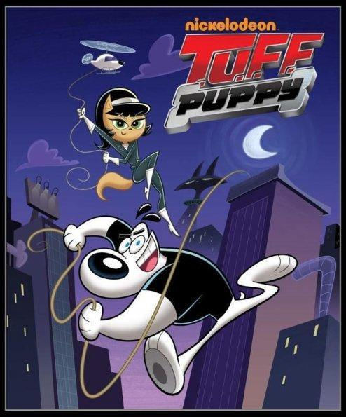 Tuff Puppy Theme Song : puppy, theme, Puppy, Nickelodeon