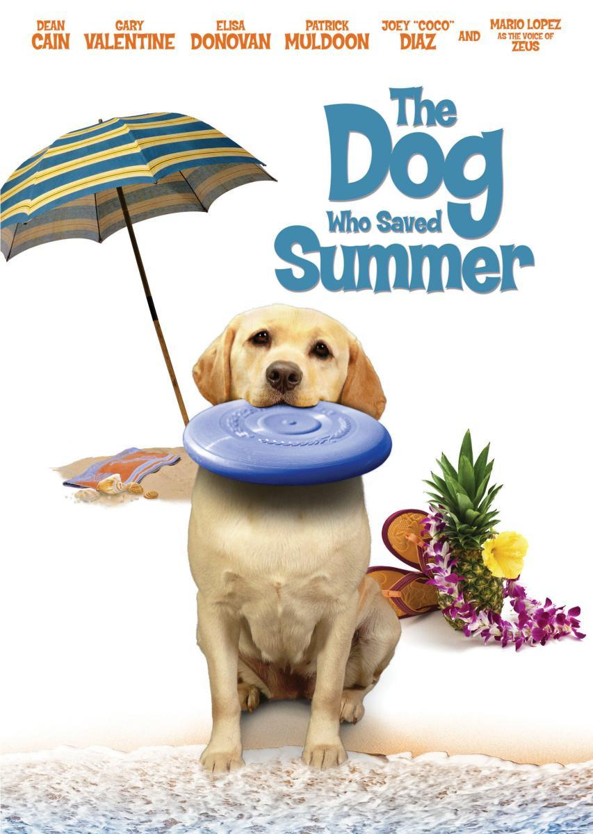 The Dog Who Saved Summer 2015 FilmAffinity