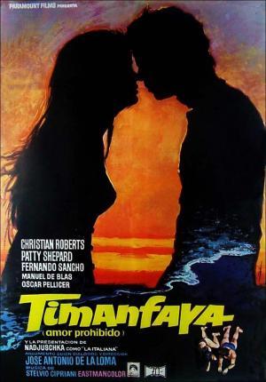 Timanfaya (Amor prohibido)