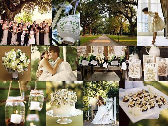 The Beautiful Backyard Wedding Ideas