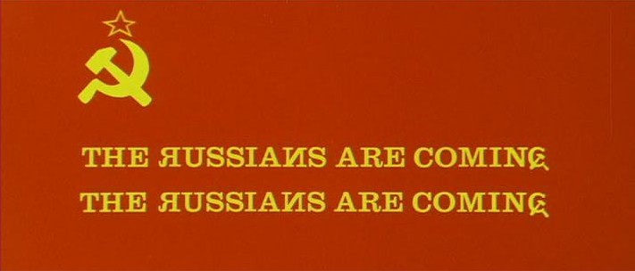 Image result for the russians are coming