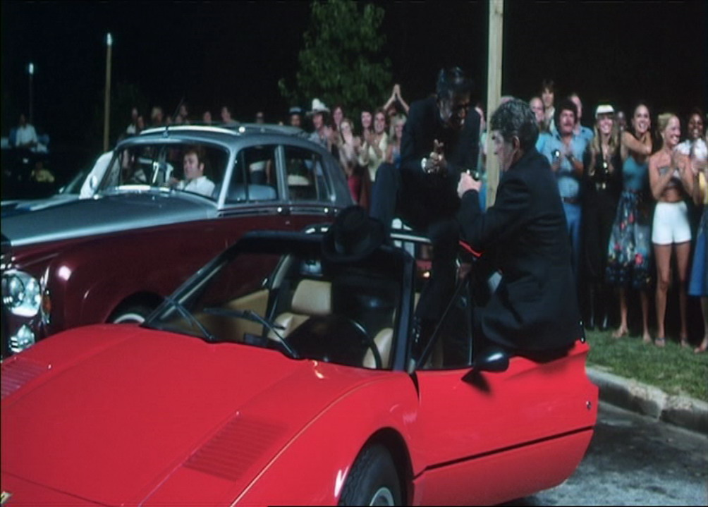 Cannonball Run Ferrari 308