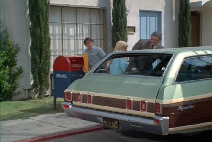 IMCDborg 1970 Chevrolet Kingswood Estate Wagon in The